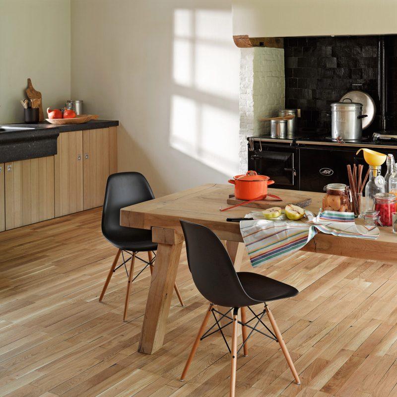 Verbrauchertipp Immobilien: Möbelgleiter - So bleibt Ihr Parkettboden dauerhaft schön